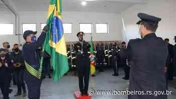 Passagem de Comando do 7º BBM - Passo fundo - bombeiros.rs.gov.br