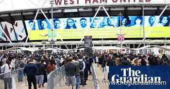 London stadiums host 'super Saturday' of mass rapid Covid vaccinations - The Guardian