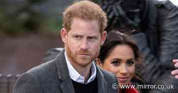 Staff joked 'free Harry' over relationship with Meghan Markle, new book claims