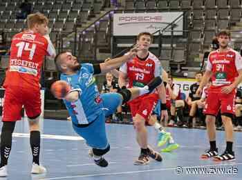 Mit einem Sieg in Nordhorn wäre der Handball-Erstligist TVB Stuttgart (fast) alle Sorgen los - TVB Stuttgart - Zeitungsverlag Waiblingen - Zeitungsverlag Waiblingen