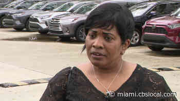CBS4 Exclusive: Hit-&-Run Victim Says Insurance Company Denied Claim Despite Police Report From Incident - CBS Miami