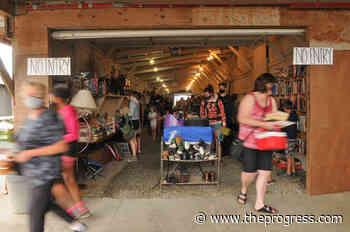 Giant garage sale today in Chilliwack supports Kenyan widows, orphans – Chilliwack Progress - Chilliwack Progress