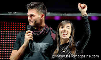 Janette Manrara and husband Aljaz Skorjanec announce amazing new venture