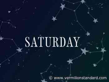 Daily horoscope for Saturday, June 19, 2021 - Vermilion Standard