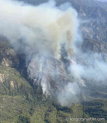 Willow Fire grows to 1,500 acres; evacuations in place - King City Rustler