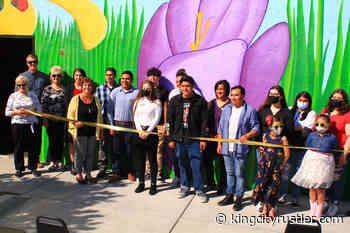 Sun Street Centers unveils mural, art show in King City - King City Rustler