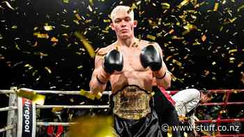 King in the Ring: Navajo Stirling wants second title then follow City Kickboxing blueprint toward UFC - Stuff.co.nz