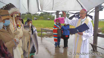 Lac Ste. Anne Pilgrimage goes online for another year - Grandin Media