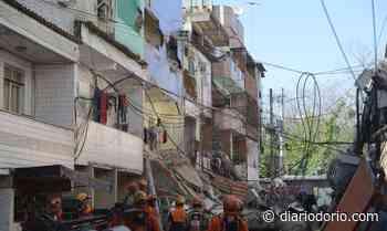 Crea oficia Prefeitura sobre risco nas construções em Rio das Pedras - Diário do Rio de Janeiro