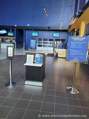 Cineplex reopens and sees surge of movie—goers - Sherwood Park News