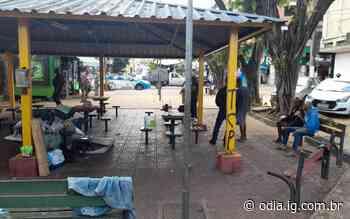 Volta Redonda prepara ação social para revitalização de praça no bairro Retiro   Volta Redonda   O Dia - O Dia