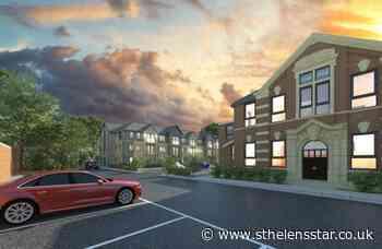 Apartment plans for former Newton Community Hospital site - St Helens Star