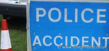 Renault and Ford Focus crash on Sherdley Road - St Helens Star