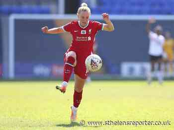 St Helens born Ashley Hodson signs new contract with Liverpool FC - St Helens Reporter