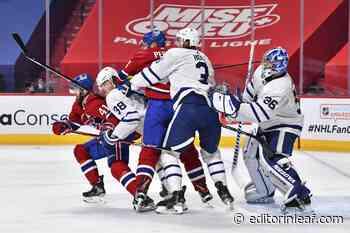 4 UFA Defenseman Toronto Maple Leafs Should Target - Editor In Leaf