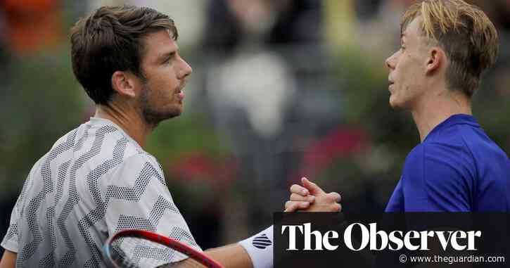 Cameron Norrie sees off Denis Shapovalov to reach Queen's Club final
