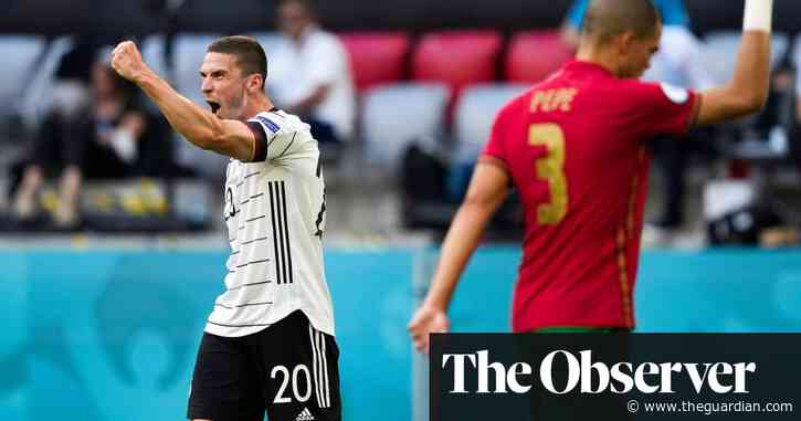 Gosens inspires resurgent Germany to thrilling 4-2 victory over Portugal