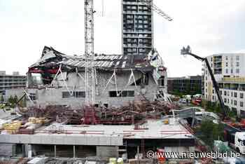 """Hoofdaannemer van ingestort schoolgebouw in Antwerpen: """"Alles aan doen om te onderzoeken hoe dit is kunnen gebeuren"""""""