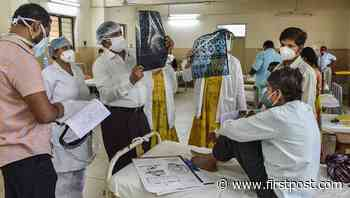 Coronavirus News Updates: Mumbai reports 696 new cas..13 deaths in a day; doubling rate improves to 720 days - Firstpost