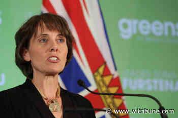 BC Green leader Furstenau introduces old-growth logging petition - Williams Lake Tribune