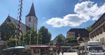 SZ/BZ: Holzgerlingen: Mit dem Wochenmarkt auf Wachstumskurs - Sindelfinger Zeitung / Böblinger Zeitung