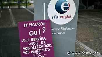 Plusieurs centaines de personnes manifestent à Paris contre les licenciements - BFMTV