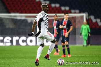 PSG : Pogba veut quitter MU, Raiola l'amène à Paris - Foot01