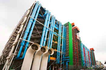 Pourquoi les tubes géants du Centre Pompidou à Paris ont des couleurs différentes ? - actu.fr