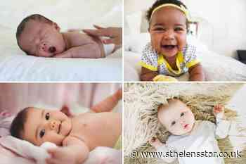 The most popular baby names of 2021 revealed - St Helens Star