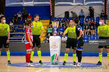 Falconara – Montesilvano, gara-3 Finale Scudetto: gli arbitri - Federica Lattanzio