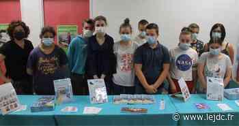 Les élèves Ulis ont présenté leurs projets - Le Journal du Centre