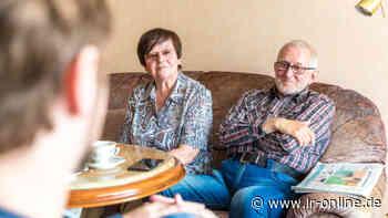 Liebe in der Lausitz: Wie die Rundschau ein Cottbuser Ehepaar zusammengebracht hat - Lausitzer Rundschau
