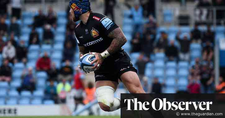 Jack Nowell back with a bang as Exeter power past Sale to reach final