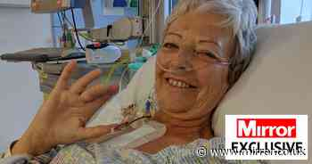 Woman left 'wide awake' during heart surgery after being given wrong medication