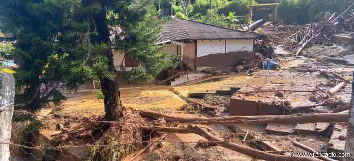 Madre e hijo murieron en avalancha en zona rural de Dagua - RCN Radio