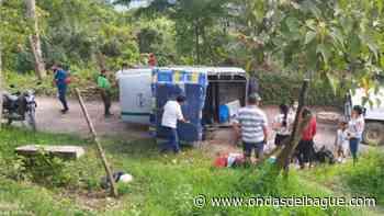 Volcamiento de Jeep en zona rural de Planadas dejó dos mujeres lesionadas - Emisora Ondas de Ibagué, 1470 AM