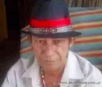Un hombre fue asesinado la noche del jueves en Galeras - El Universal - Colombia