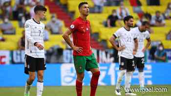 Ronaldo's Portugal set unwanted Euros record after being hit for four by Germany