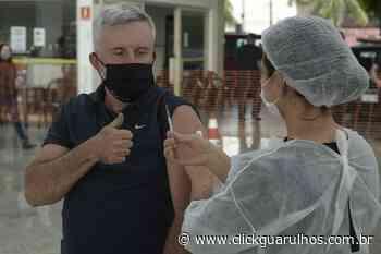 Hoje é Dia D de Vacinação contra a Covid-19 em Guarulhos sem agendamento - Click Guarulhos