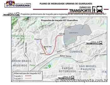 VLT de Guarulhos: Prefeitura se candidata para receber apoio de bancos de desenvolvimento - Adamo Bazani