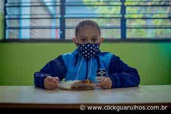 Escolas de Guarulhos oferecem alimentação nutritiva e balanceada - Click Guarulhos
