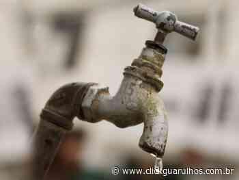 Sabesp realiza manutenção emergencial nesta quarta-feira em Guarulhos - Click Guarulhos