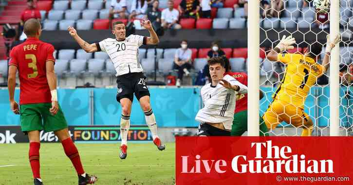 Portugal 2-4 Germany: Euro 2020 – as it happened