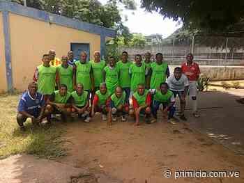 Superdeportivo Bella Vista abrió con triunfo la Liga de Fútbol Súper Senior de San Félix - Diario Primicia - primicia.com.ve