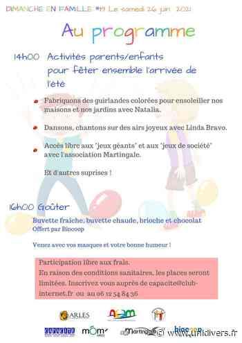 Dimanche en Famille Ecole Brassens-Camus - Unidivers