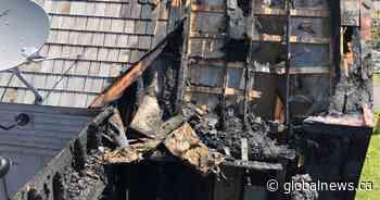 Fundraiser underway to repair fire-damaged Fort La Tour
