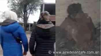 Tres mujeres fueron al cementerio de San Martín y se sacaron fotos con un cadáver de la fosa - Aire de Santa Fe - La Gran Radio