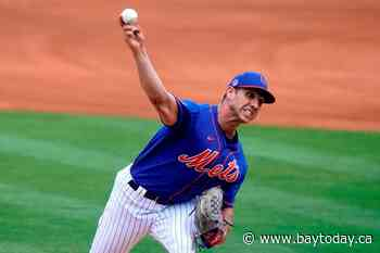 Jays acquire reliever Jacob Barnes from Mets in exchange for prospect Troy Miller