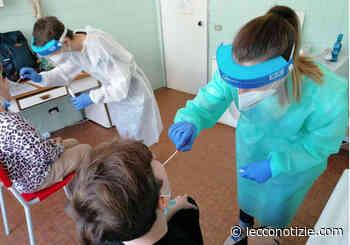 Test salivari nelle scuole| Promossa la sperimentazione partita anche da Casatenovo - Lecco Notizie