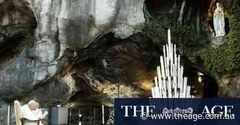 A profound encounter at Lourdes